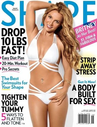 Britney Spears'ın forma girme sırrı