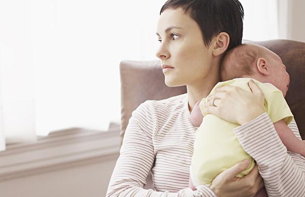 Doğum sonrası depresyonun belirtileri