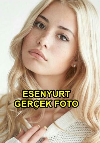 Esenyurt Ukraynalı Genç Escort Monika