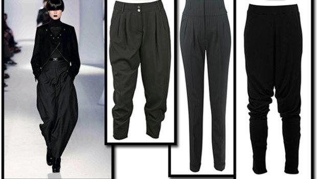 Her mevsimin klasiği siyah renk pantolon