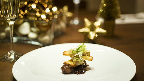 Maçka Brasserie'de yeniyıl  hezzi bir başka!