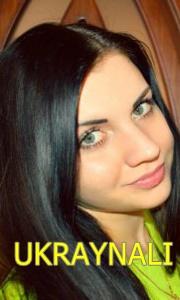 Mavi Göz renkli Ukraynalı Kristina