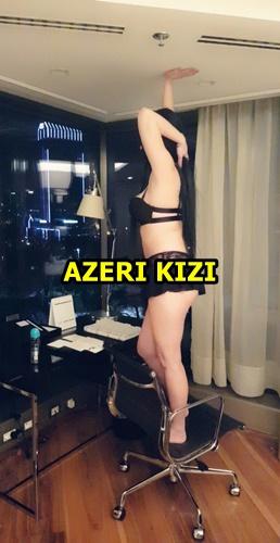 Samsun Azeri Kızı Escort İnci