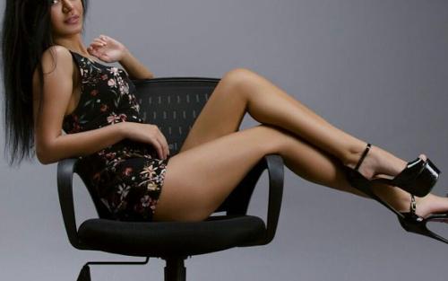 Ukraynalı Otellere Gelen Nina